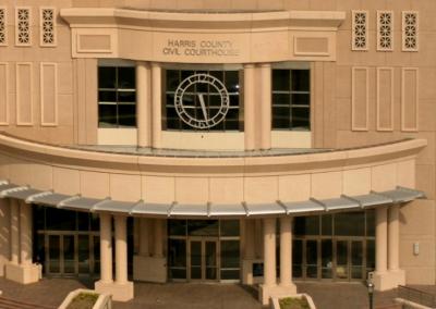 Harris County Civil Justice Center